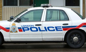 london police car- new