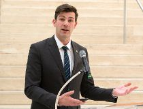 Edmonton Mayor Don Iveson posts the first #yegyimby tweet