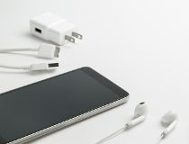Cell phone charger filer
