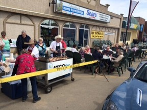 Habitat for Humanity Vermilion will be hosting a barbeque every Tuesday until July 19, beginning at noon in front of Christina's Home Furnishings, 5022-50 Avenue, except for May 31 and June 7, when the barbeque will be held from 4 to 6 p.m., at Eastalta Co-op, 5013-51 Avenue.  Submitted Photo.