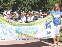 The Alzheimer's Memory Walk will be continuing this year under a different title. (FILE/CARMAN VALLEY LEADER)