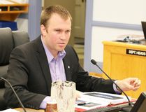Timmins Mayor Steve Black left the mayor's chair at a city council meeting earlier this month to lobby the rest of council on a motion to seek permission from the province to change the DSSAB funding formula. Black won council's support for the change