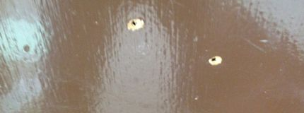 Riverdale home peppered with bullets_2