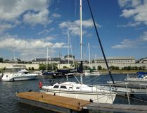 The effort to map out the future of the Kingston Penitentiary and Portsmouth Olympic Harbour begins this month. (Elliot Ferguson/The Whig-Standard)
