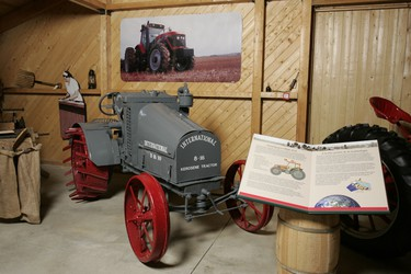 NEW BRUNSWICK: Potato World is a funky roadside attraction just a few seconds off the TCH in New Brunswick. You'll find displays on the importance of the potato to the New Brunswick economy, as well as hands-on bits where you can try hand-cutting potatoes for French Fries or moving a massive, 75-kg barrel filled with spuds. (PHOTO COURTESY TOURISM NEW BRUNSWICK)