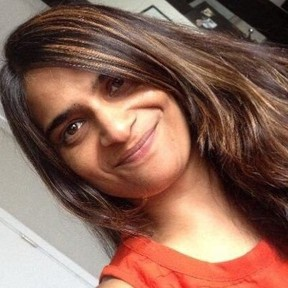 Toronto Star reporter Raveena Aulakh, who took her own life in May. (Twitter)