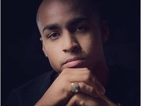 Justin Holness, an Aboriginal hip-hop artist who goes by the name of Jah'kota.