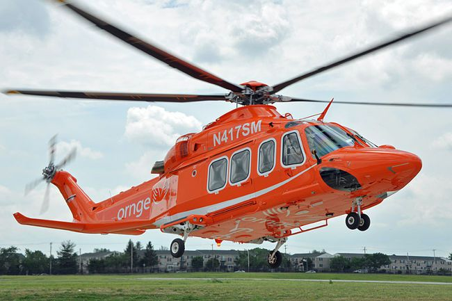 Ornge air ambulance (Postmedia Network file photo)