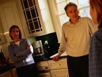 family fight argue getty