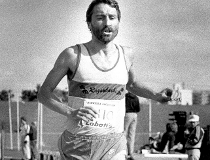 Bob Walker is the fastest Manitoban to ever run a marathon – he once clocked in at 2:19:03 at a race in Montreal, and still holds the best finish by a local runner in the Manitoba event, at 2:19:06.
