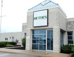 The Methes Energies biodiesel plant near Sombra has been sold to Hamilton-based BIOX Corporation. BIOX says it plans to restart the idle plant in the coming months, following $5 million in capital upgrades. File photo/THE OBSERVER