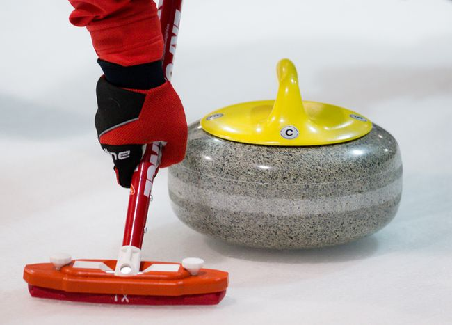 Bigger curling competitions on the way? Could be.