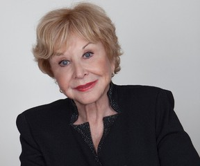 Michael Learned stars as Miss Daisy, the title character of Driving Miss Daisy, at Victoria Playhouse Petrolia July 5-24.