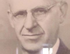 The late Rev. Earle Waghorne was an inventor, musician and builder who left his mark at Mandaumin United Church in the 1920s and 1930s. The congregation is holding its final service Sunday at 2 p.m. (Handout)
