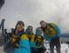 Left to right, David Lebrun, Frank Charest, Sandra Baribeau and Michal Dorocicz, of Canmore, Alta., take a selfie with their GoPro during the Patagonian Expedition Race in Chile in February. Supplied
