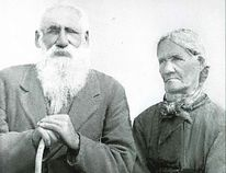 Well-known for finding a well at the Fort of the Northwest Mounted Police, Charlie Henderson (left), along with his wife MaryJane began the four generation family legacy in policing in Fort Saskatchewan. The Henderson family will now see their name replacing the Southfort Park, located behind the Dow Centennial Centre site. (Supplied by the City of Fort Saskatchewan)