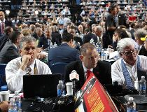 Flames draft table