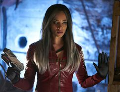 "Hannah John-Kamen in ""Killjoys."""