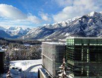 """The Banff Centre unveiled a new graphic identity, strategic plan and name, """"Banff Centre for Arts and Creativity"""", on Thursday. Supplied"""