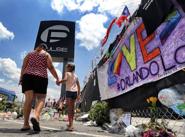 Logs show orlando victims begged for help the kingston for Pool show in orlando 2016