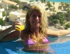 Lori Archambault, 46, of St. Catharines, lived and worked in Mexico for 11 years before her dismembered remains were found stuffed into suitcases on April 17. The dual citizen is just the latest in a steady stream of Canadians to be slain in Mexico in recent years. PHOTOS SUPPLIED