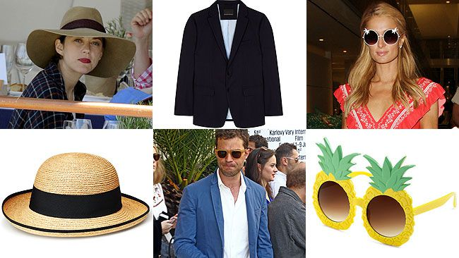 No matter where your travels take you this summer, keep cool and stay stylish with looks and accessories inspired by the summer vacations of the stars. Click on for our packing list with 10 pieces of celebrity-inspired summer travel gear -- all at affordable prices. (WENN.com/Courtesy Tilley/Banana Republic/H&M)