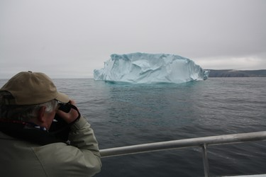 Try an iceberg watching trip out of St. John's in late spring or early summer. JIM BYERS/Special to Postmedia Network