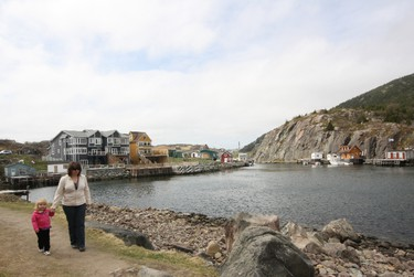Quidi Vidi is a lovely neighbourhood on the water in St. John's. JIM BYERS/Special to Postmedia Network