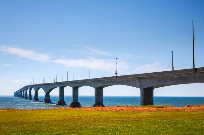 Cost To Build Confederation Bridge