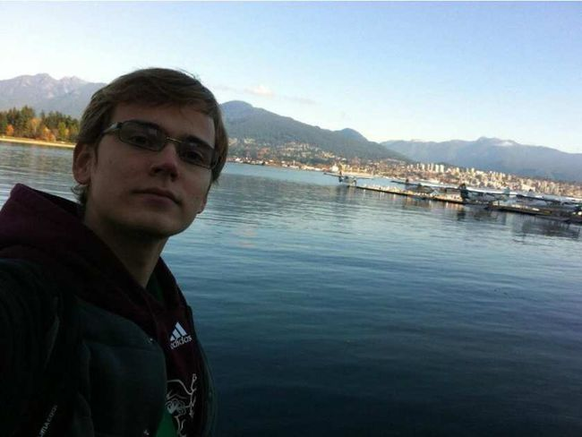 "The MacEwan University student missing in the Thursday attack on Nice, France has been identified as Mykhaylo ""Misha"" Bazelevskyy, a Ukrainian citizen with permanent resident status in Canada. Twitter"