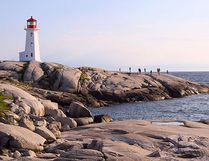 <b>Peggy's Cove, Nova Scotia:</b> Surrounding St. Margaret's Bay and located on Nova Scotia's Bluenose Coast, Peggy's Cove gets you up close to scenic coves, beaches and harbours. Whether you want to whale watch, kayak, golf or scuba dive this area has it all. Not to mention the countless restaurants serving up the local's specialty - lobster. Don't forget to try the mussels or haddock either. (Getty Images)
