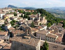 Verucchio is a lovely village on a hill in Emilia-Romagna. The local wine and olive oils are fantastic. JIM BYERS/Special to Postmedia Network