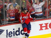 Washington Capitals center Marcus Johansson