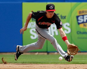 Adam Hall (Baseball Canada)