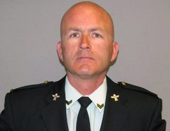 Cpl. Patrick Pidgeon in 2014. (Courtesy of the Department of National Defence)