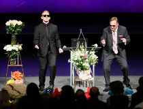 Baille Marsman funeral
