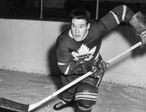 A special celebration will be held in Tim Horton's hometown of Cochrane on Sept. 1 when the original banner which has been hanging in the Air Canada Centre in Toronto since the early 1990s will be returned back to Cochrane on that date as part of the Leaf's centennial anniversary celebrations.