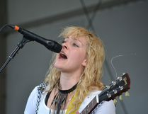 Laurel Sprengelmeyer, fronting Little Scream from Montreal. Postmedia file photo