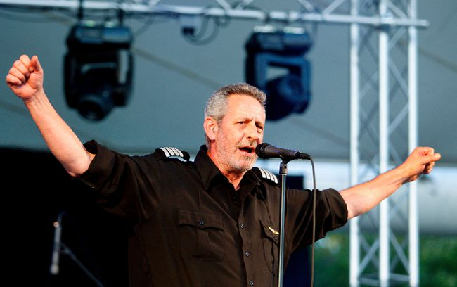 Lead singer Jean-Marc Pisapia of The Box performs for the crowd during the annual Musicfest Summer Concert Series on Saturday July 23, 2016 at Del Crary Park in Peterborough, Ont. The Box is a Canadian new wave group from Montreal. Founded in 1981, they achieved commercial success in Canada, recording four charting albums and 10 charting singles between 1984 and 1990. The group broke up in 1992, but a new lineup of the band was founded in 2005. This iteration of the group has released two further albums. The band was formed in 1981 by Jean-Marc Pisapia, an early member of Men Without Hats. He recruited guitarist Guy Florent and bassist Jean-Pierre Brie for the band, who were known as Checkpoint Charlie before settling on the name The Box. Whitehorse takes to the Fred Anderson Stage on Wednesday, July 27 starting at 8 p.m. Clifford Skarstedt/Peterborough Examiner/Postmedia Network