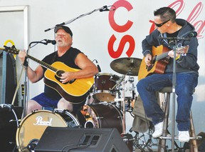 Local artists to perform at the Southern Alberta Music Festival at Aspen Crossing near Mossleigh.