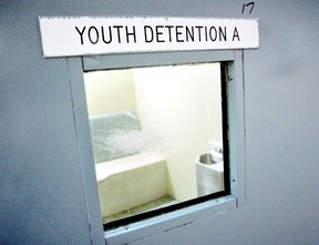 Youth Detention Stock
