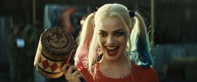 Margot Robbie as as Harley Quinn in Suicide Squad. (Courtesy of Warner Bros.)