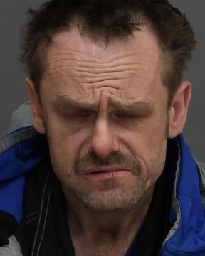 Michael Donoghue, 50, is sought for break-and-enters in Rosedale.