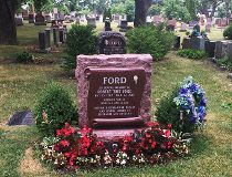 Rob Ford grave