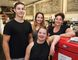 <p>The Kuppajo Espresso Bar team includes Noah Serre, left, Jasmine Serre, Jade Gribbons, and owner Betty-Ann Serre. The business, which is located at Larch Street in Sudbury, Ont., is launching the Suspended Coffees program. John Lappa/Sudbury Star/Postmedia Network