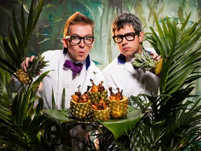 British-based culinary wizards Bompas and Parr