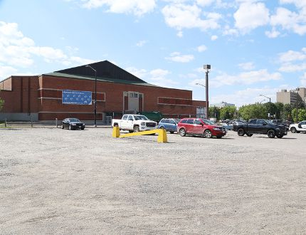 <p>The Minto Street parking lot is one of three downtown locations proposed for a new arena in Sudbury, Ont. John Lappa/Sudbury Star/Postmedia Network