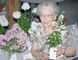 Betty Murton of Waterford won first prize for this lovely obedience plant at a gardening competition in Waterford Wednesday. Due to dwindling membership, horticultural societies serving Waterford and Simcoe agreed this year to combine their annual summer shows into one. (MONTE SONNENBERG Simcoe Reformer)
