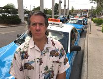 London taxi industry consultant Roger Caranci is upset that city council has altered its draft vehicle-for-hire bylaw. Caranci believes the alteration favours the Uber ride-sharing service. (DEREK RUTTAN, The London Free Press)
