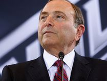 NHL commissioner Gary Bettman filed a 24-page response last week to a letter from U.S. Senator Richard Blumenthal about concussions and brain injuries. (John Locher/AP Photo)
